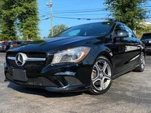 2014_Mercedes-Benz_CLA_CLA 250 4MATIC_ Raleigh NC