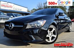 Mercedes-Benz CLA CLA 250 4dr Sedan 2014