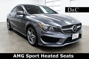 2014_Mercedes-Benz_CLA_CLA 250 AMG Sport Heated Seats_ Portland OR