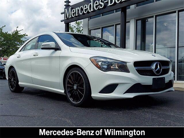 2014 Mercedes-Benz CLA CLA 250 COUPE Wilmington DE