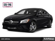 2014_Mercedes-Benz_CLA_CLA 250_ Houston TX