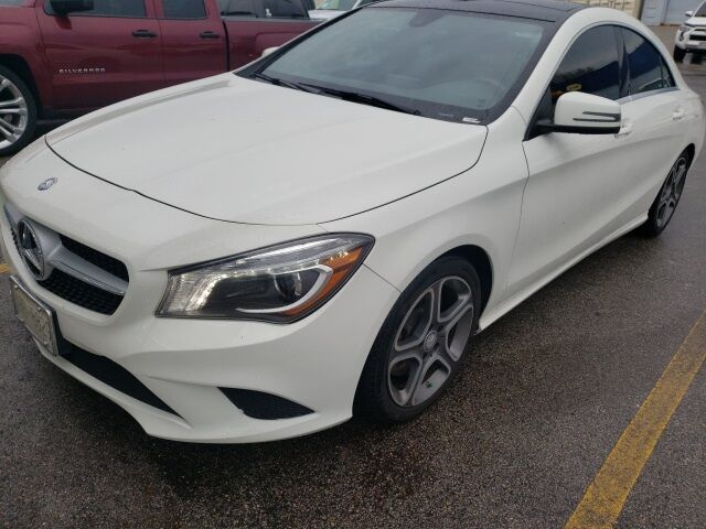 2014 Mercedes-Benz CLA CLA 250 Milwaukee WI