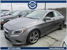 2014_Mercedes-Benz_CLA_CLA 250_ Morristown NJ
