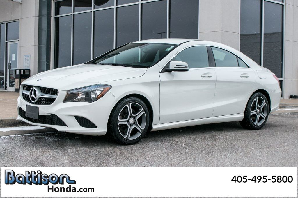 2014_Mercedes-Benz_CLA_CLA 250_ Oklahoma City OK