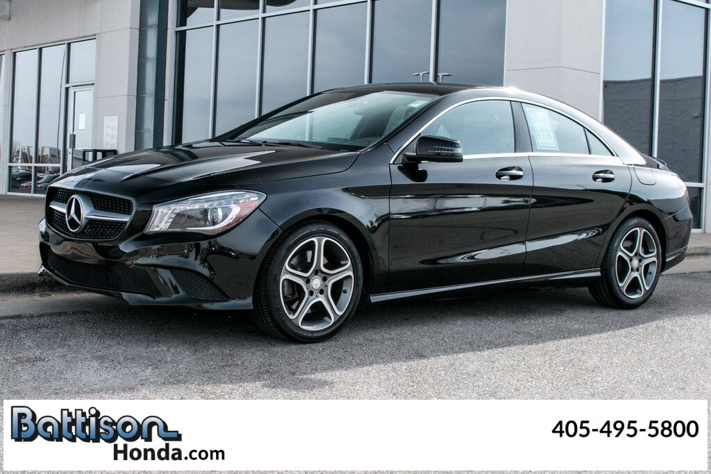 2014 Mercedes-Benz CLA CLA 250 Oklahoma City OK