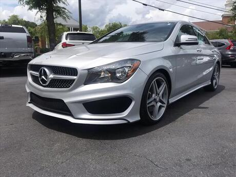 2014 Mercedes-Benz CLA CLA 250 Raleigh NC