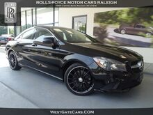 2014_Mercedes-Benz_CLA_CLA 250_ Raleigh NC