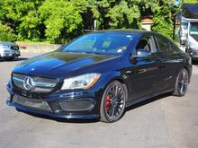 2014_Mercedes-Benz_CLA_CLA 45 AMG®_ Salem OR