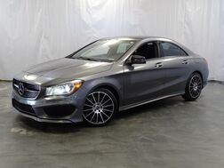 2014_Mercedes-Benz_CLA-Class_CLA 250 / 2.0L Turbo Engine / Edition 1 Package / Harman Kardon Sound System / Sport Suspension / Navigation / Rearview Camera / Panorama Sunroof / Bi-Xenon Headlights / Night Package_ Addison IL