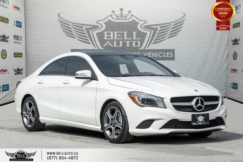 2014 Mercedes-Benz CLA-Class CLA 250, BACK-UP CAM, SUNROOF, BLUETOOTH, MEMO SEATS Toronto ON