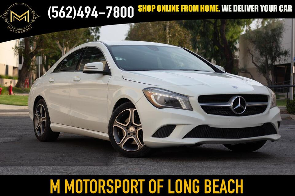 2014_Mercedes-Benz_CLA-Class_CLA 250 Coupe 4D_ Long Beach CA