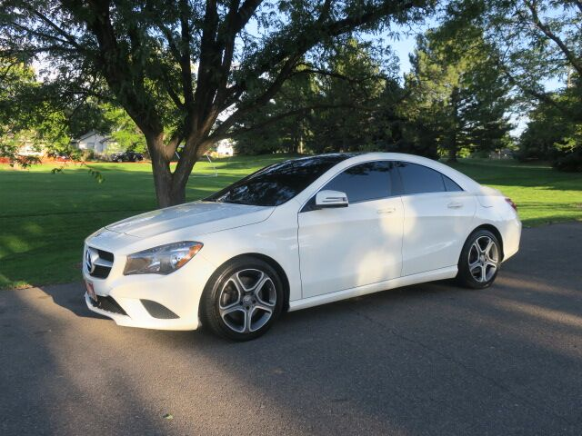 2014 Mercedes-Benz CLA-Class CLA 250 Englewood CO