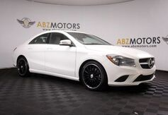 2014_Mercedes-Benz_CLA-Class_CLA 250_ Houston TX