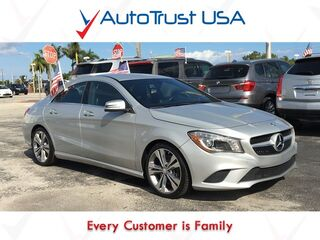 Mercedes-Benz CLA-Class CLA 250 NAV BACKUP CAM LOW MILES FULLY LOADED 2014
