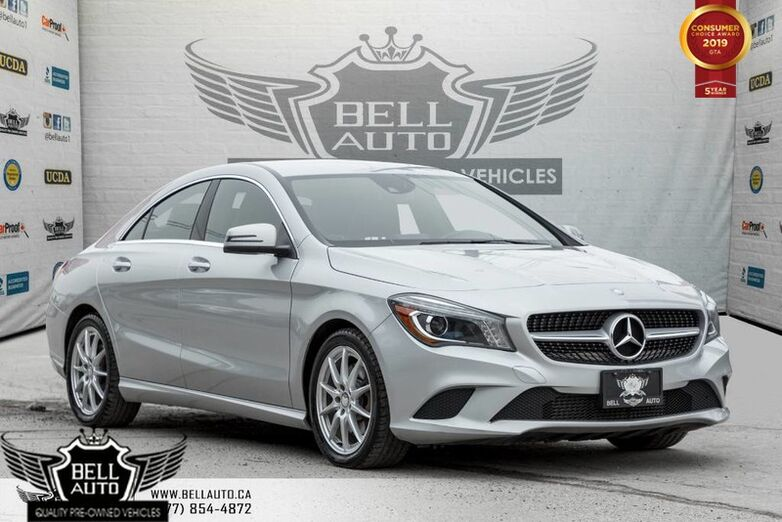 2014 Mercedes-Benz CLA-Class CLA 250, NAVI, BACK-UP CAM, BLIND SPOT, BLUETOOTH, USB, HEATED SEATS Toronto ON