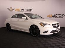 2014_Mercedes-Benz_CLA-Class_CLA 250 Navigation,Panoramic Roof,Bluetooth,Xenon Lights,AMG Wheels_ Houston TX