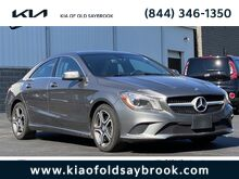 2014_Mercedes-Benz_CLA-Class_CLA 250_ Old Saybrook CT