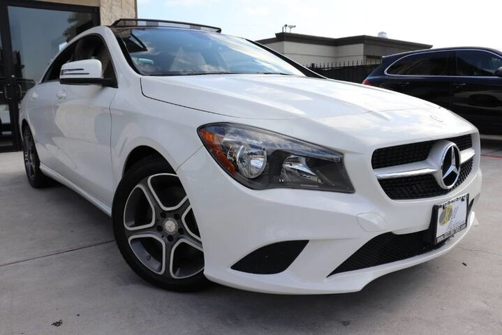 2014 Mercedes-Benz CLA-Class CLA 250 PANO ROOF GREAT MILES!!! Houston TX