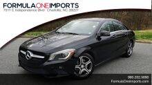 2014_Mercedes-Benz_CLA-Class_CLA 250 PREM / MULTIMEDIA / NAV / PANO-ROOF / REARVIEW_ Charlotte NC