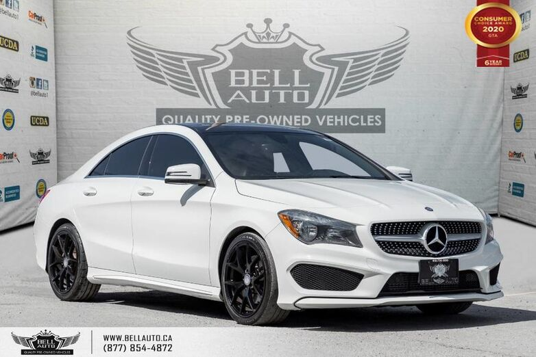 2014 Mercedes-Benz CLA-Class CLA 250, REAR CAM, PANO ROOF, BLUETOOTH Toronto ON