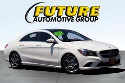 2014_Mercedes-Benz_CLA-Class_CLA 250_ Roseville CA