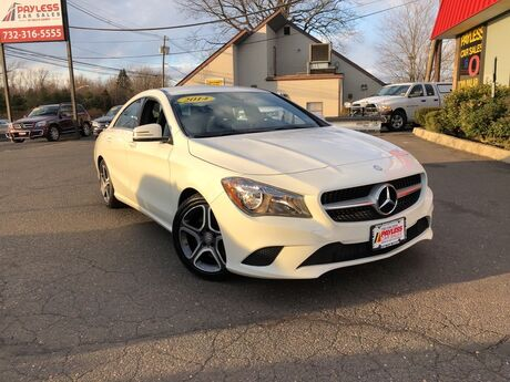 2014 Mercedes-Benz CLA-Class CLA 250 South Amboy NJ