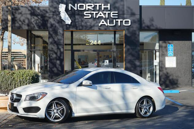 2014_Mercedes-Benz_CLA-Class_CLA 250_ Walnut Creek CA