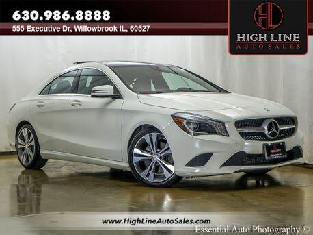 2014_Mercedes-Benz_CLA-Class_CLA 250_ Willowbrook IL