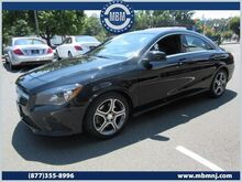 2014_Mercedes-Benz_CLA-Class_CLA 250_ Morristown NJ