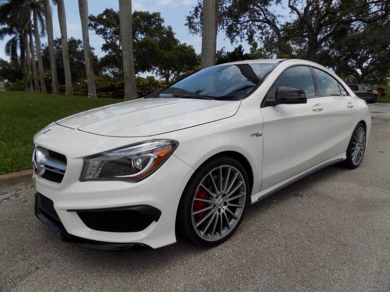 2014 Mercedes-Benz CLA-Class CLA 45 AMG® Hollywood FL