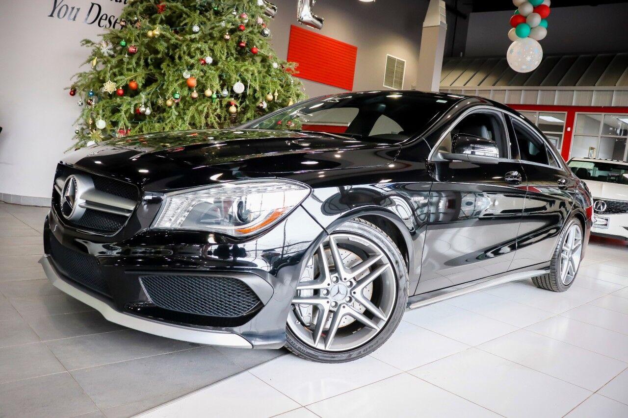 2014 Mercedes-Benz CLA-Class CLA 45 AMG Springfield NJ