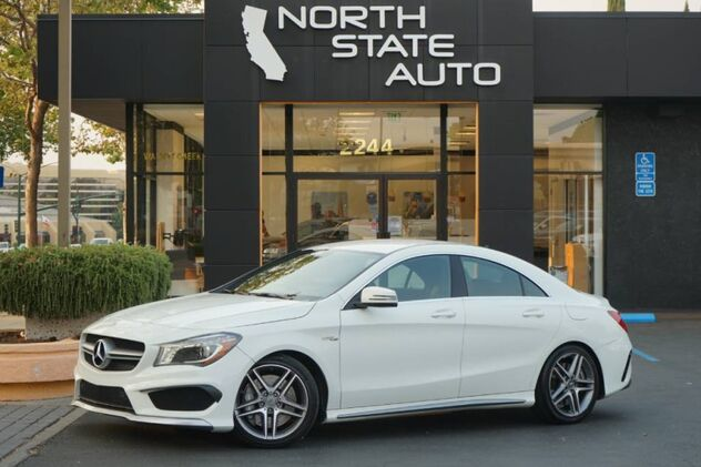 2014_Mercedes-Benz_CLA-Class_CLA 45 AMG_ Walnut Creek CA