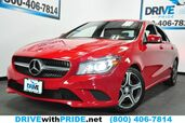 2014 Mercedes-Benz CLA-Class CLA250 14K FACT WRNTY KEYLESS ENTRY BLUETOOTH DRIVER MEMORY ALLOYS