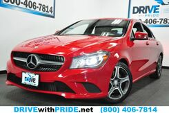 2014_Mercedes-Benz_CLA-Class_CLA250 14K FACT WRNTY KEYLESS ENTRY BLUETOOTH DRIVER MEMORY ALLOYS_ Houston TX