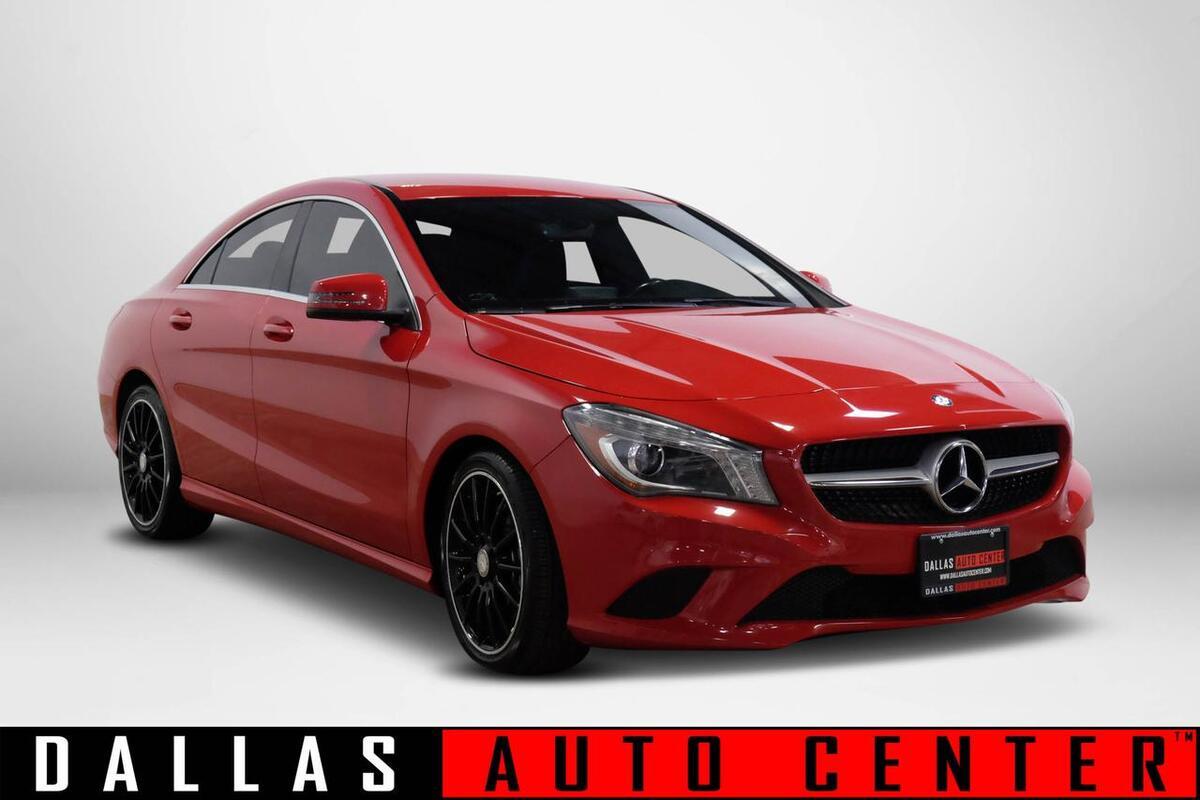 2014 Mercedes-Benz CLA-Class CLA250 Carrollton TX
