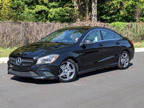 2014 Mercedes-Benz CLA-Class CLA250 Coupe Cary NC