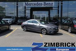 2014_Mercedes-Benz_CLA-Class_CLA250 Coupe_ Madison WI