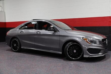 2014_Mercedes-Benz_CLA250_4-Matic P88 Edition 1 AMG Sport Package 4dr Sedan_ Chicago IL