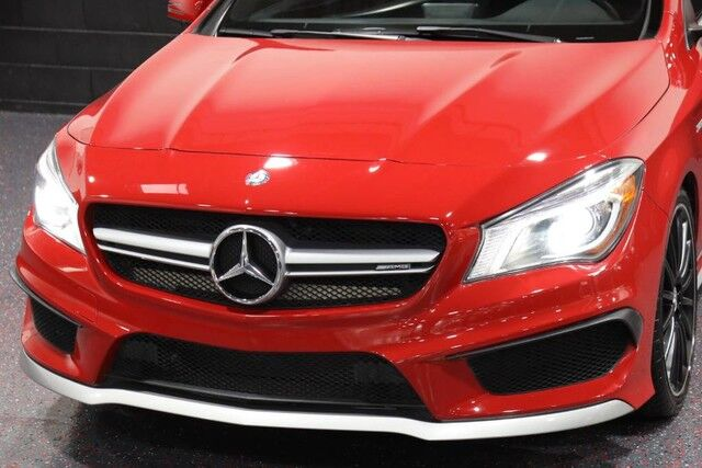 2014 Mercedes-Benz CLA45 AMG 4-Matic 4dr Sedan Chicago IL