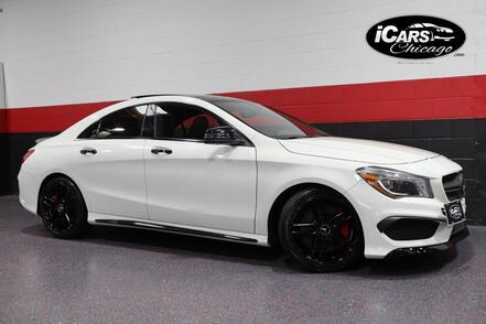 2014_Mercedes-Benz_CLA45 AMG_4-Matic w/Performance Packages 4dr Sedan_ Chicago IL