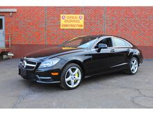 2014_Mercedes-Benz_CLS_550 4MATIC®_ Merriam KS