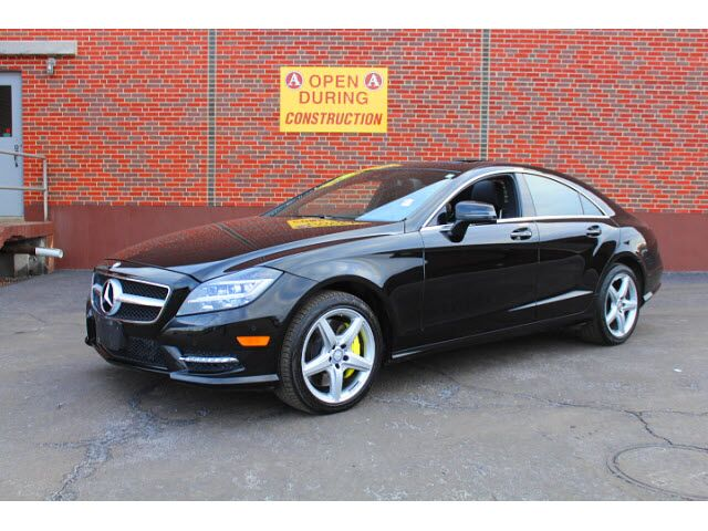 2014 Mercedes-Benz CLS 550 4MATIC® Merriam KS