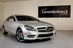 2014_Mercedes-Benz_CLS 550_CLS 550_ Dallas TX