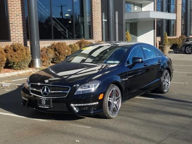 2014 Mercedes-Benz CLS AMG 63 Coupe Morristown NJ