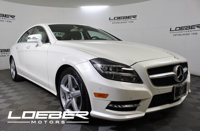 2014 Mercedes-Benz CLS CLS 550 4MATIC® Chicago IL