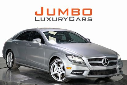 2014_Mercedes-Benz_CLS_CLS 550_ Hollywood FL
