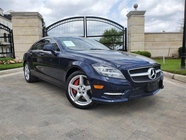 2014 Mercedes-Benz CLS CLS 550 Houston TX