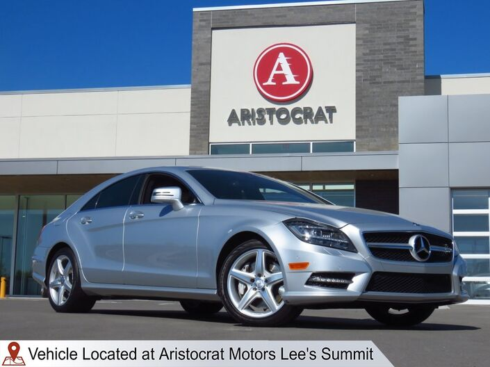 2014 Mercedes-Benz CLS CLS 550 Merriam KS