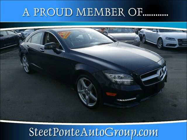2014 Mercedes-Benz CLS CLS 550 Yorkville NY
