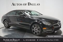 2014_Mercedes-Benz_CLS_CLS550 NAV,CAM,SUNROOF,CLMT STS,AMG WLS,FULL LED_ Plano TX